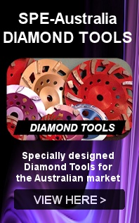 SPE Diamond Tools for the Australian market