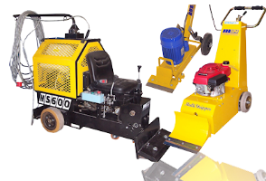 Multi-Strippers floor stripping machines